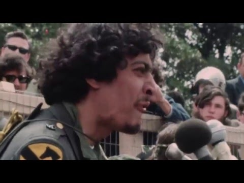 "Reporting Vietnam: ""Operation Dewey Canyon III"" Anti-war Protest"