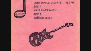"""OWEN  BRADLEY – WHITE SILVER SANDS    Format  Vinyl  """"SS"""" FULL"""