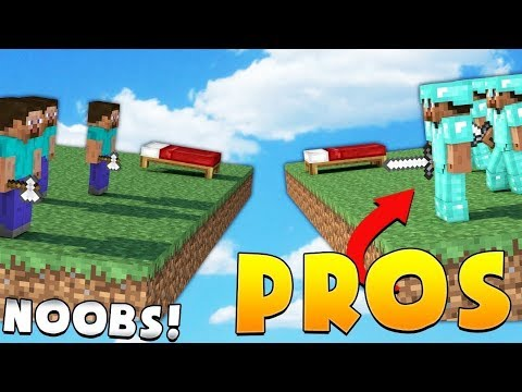 These 40 Noobs do WHAT to Win?? - Minecraft Bed Wars (5 MILLION SUBSCRIBERS) thumbnail