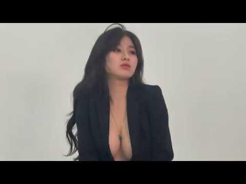 Koreanisches Mädel Im Homevideo