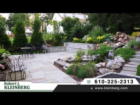 Robert J Kleinberg Landscape Design & Construction