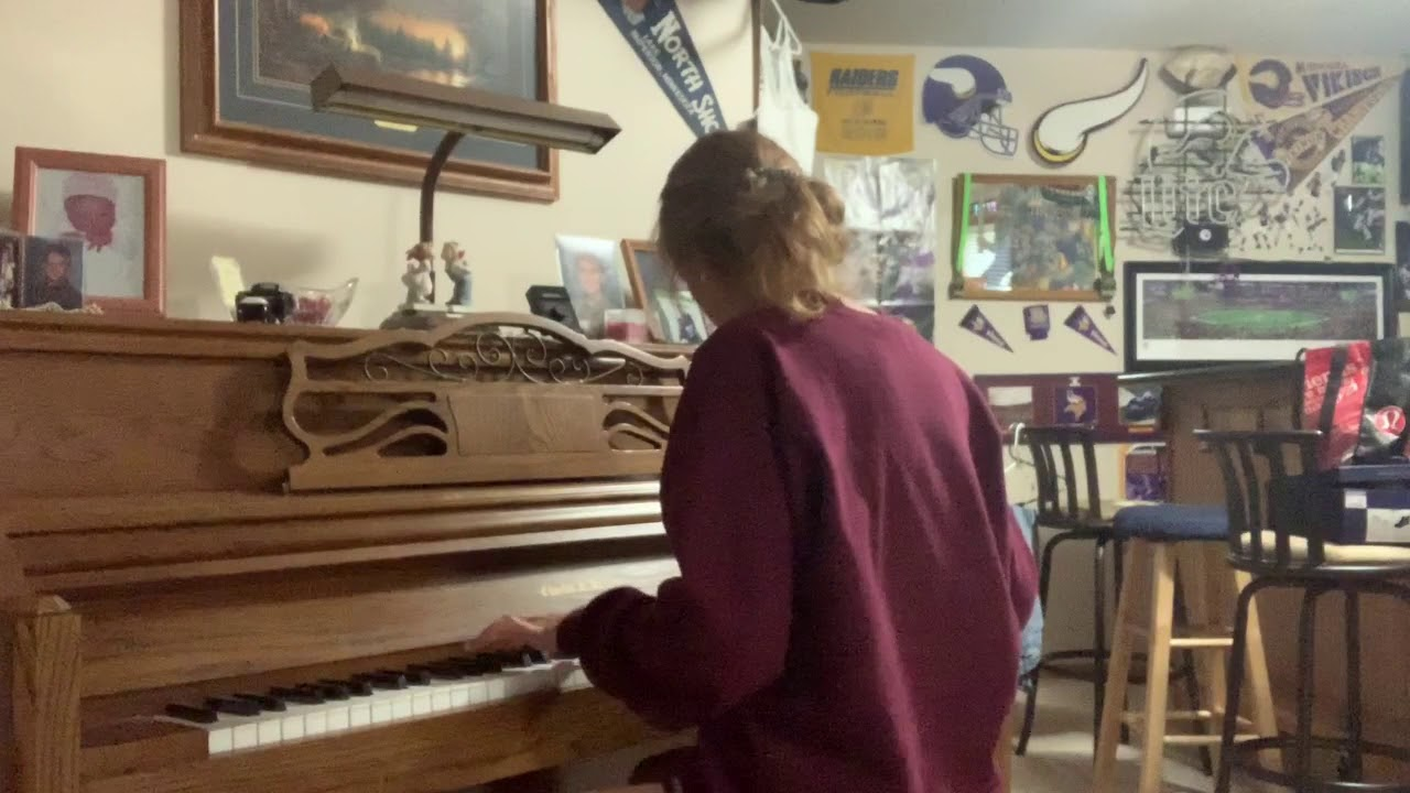 Stacy Quinn Xcii Piano Cover Youtube