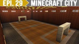 Minecraft City - Ginásio de Futsal