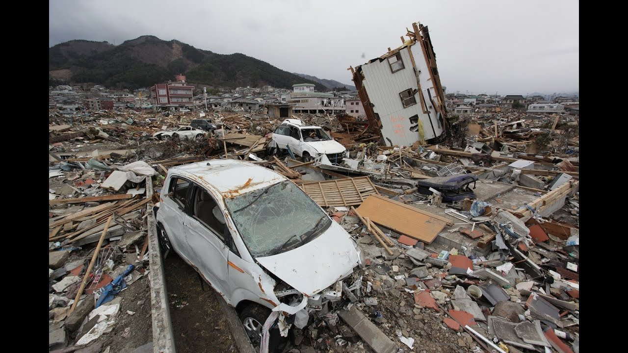 tsunami in japan Aerial photos taken over japan have revealed the scale of devastation across dozens of suburbs and tens of thousands of homes and businesses hover over each satellite photo to view the devastation caused by the earthquake and tsunami.