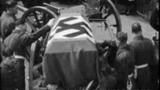 Nazi Funeral In London (Rare)
