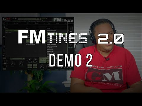 FM TiNES 2.0 - Ultimate FM/DX7 Electric Piano Library :: Part 2