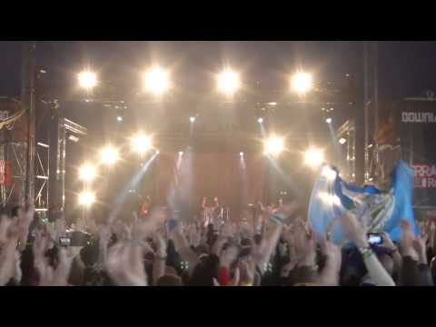 The Darkness - I Believe In A Thing Called Love [Download Festival 2015]