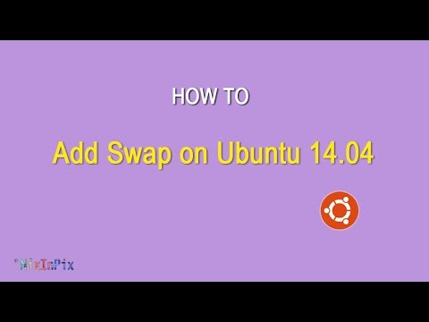 How To Add Swap on Ubuntu 14.04