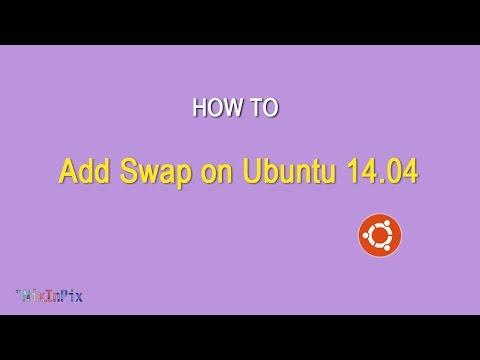 How To Add Swap on Ubuntu 14.04