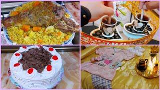 عيد اضحى مبارك شاركتكم اجواء العيد بالبيت ماطلعنه بسبب الحر 🔥وبسبب الوباء😷