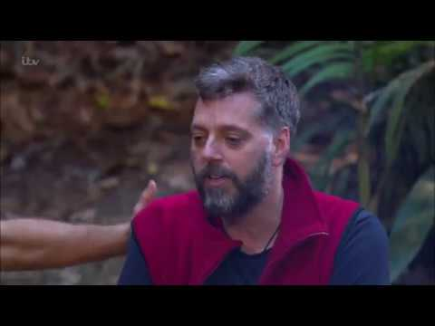 Iain Lee Gets His Letter from His Kids and Gets Emotional - I'm a Celebrity