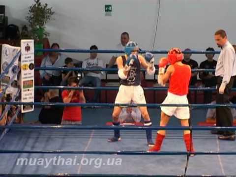 Arnold Khegai (Ukraine) - Kemal Nurim (Kazakhstan) 54 kg final