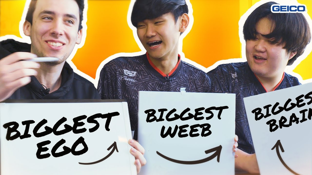WHO is MOST LIKELY To... with TSM LCS! | League of Legends (LoL)