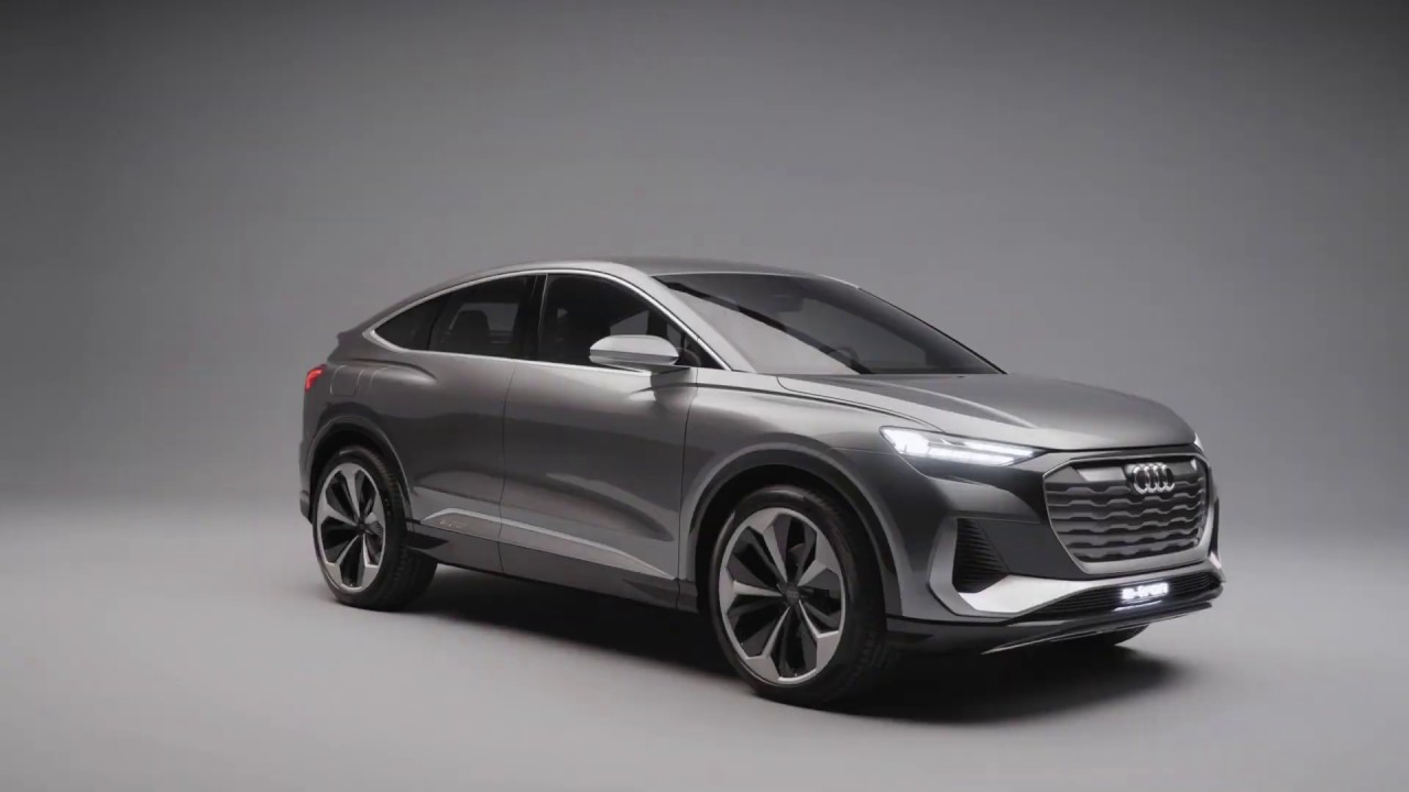 2021 audi q4 etron sportback concept design review short