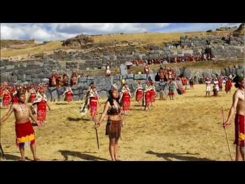 Tahuantinsuyu - Sur la route des Incas (bande annonce)
