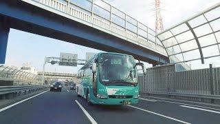 """【東京シャトル """"Tokyo Shuttle""""】 東京↔成田空港が1,000円で利用できる高速バス!!"""