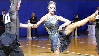 спортивные танцы финал - УрФО кубок Александрии 2018