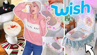 Kranke Bestellung von WISH 😳 WTF?! | ViktoriaSarina