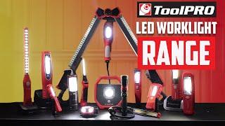ToolPRO LED Worklight Range