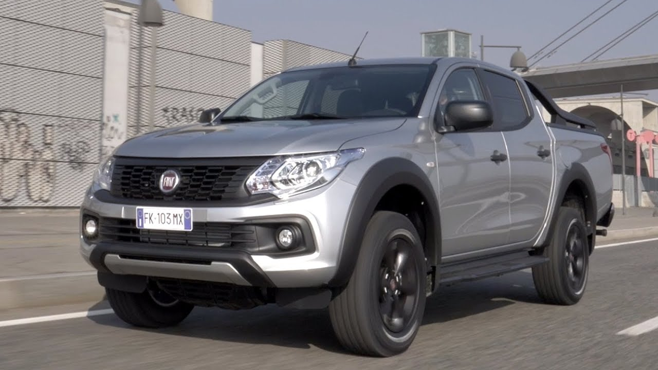 2018 fiat fullback cross youtube. Black Bedroom Furniture Sets. Home Design Ideas
