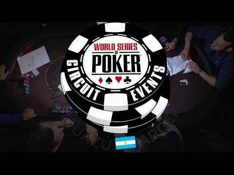 WSOP Argentina  - Casino Iguazú