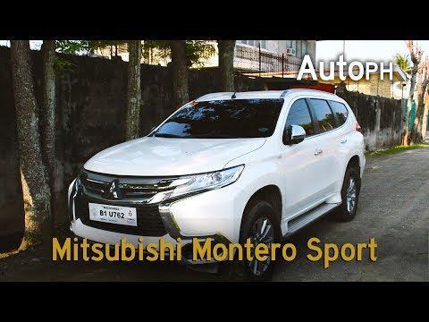 2017 Mitsubishi Montero Sport GLS - Exterior & Interior (Philippines)