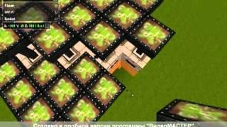 как построить комнату севируса