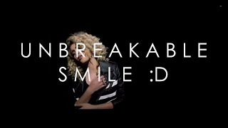 Tori Kelly- Unbreakable Smile (Lyric Video)