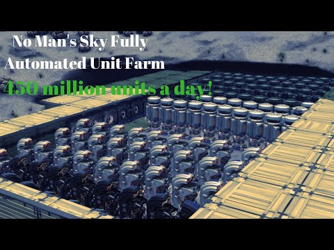 No Man's Sky Beyond - Fully Automated Money Farm (450 Million Units A Day)