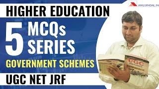 UGC NET Paper 1 | Higher Education | Government Schemes | Current Affairs