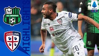 Sassuolo 2-2 Cagliari  Ragatzu Rescues a Point as Cagliari Fight Back from Two Down  Serie A