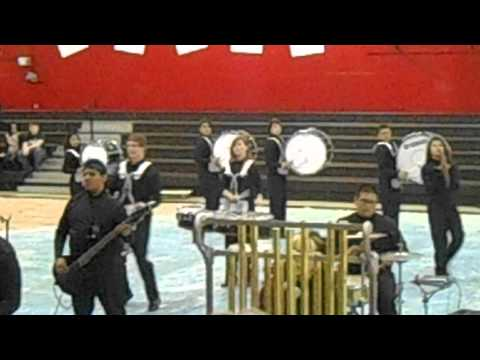 Tokay High School Winter Percussion @ Vallejo High School