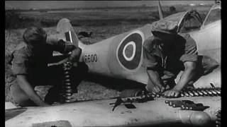 WWII Wings Over Italy Dogfights Gun Camera & Ground Attack