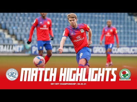 QPR Blackburn Goals And Highlights