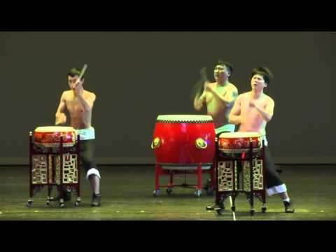 Gu Gu Drum Group from Shanghai, China -- Promo HD