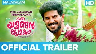 Oru Yamandan Premakadha - Official Trailer | Dulquer Salmaan & Nikhila Vimal - Live On ErosNow