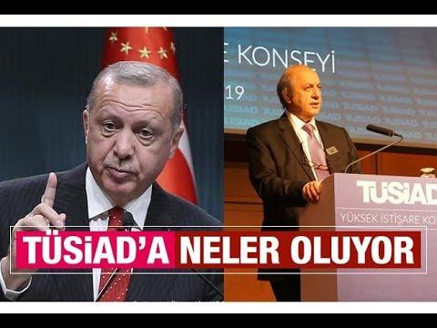 Tüsiad - Erdoğan gerginliğinin arka planında ne var?