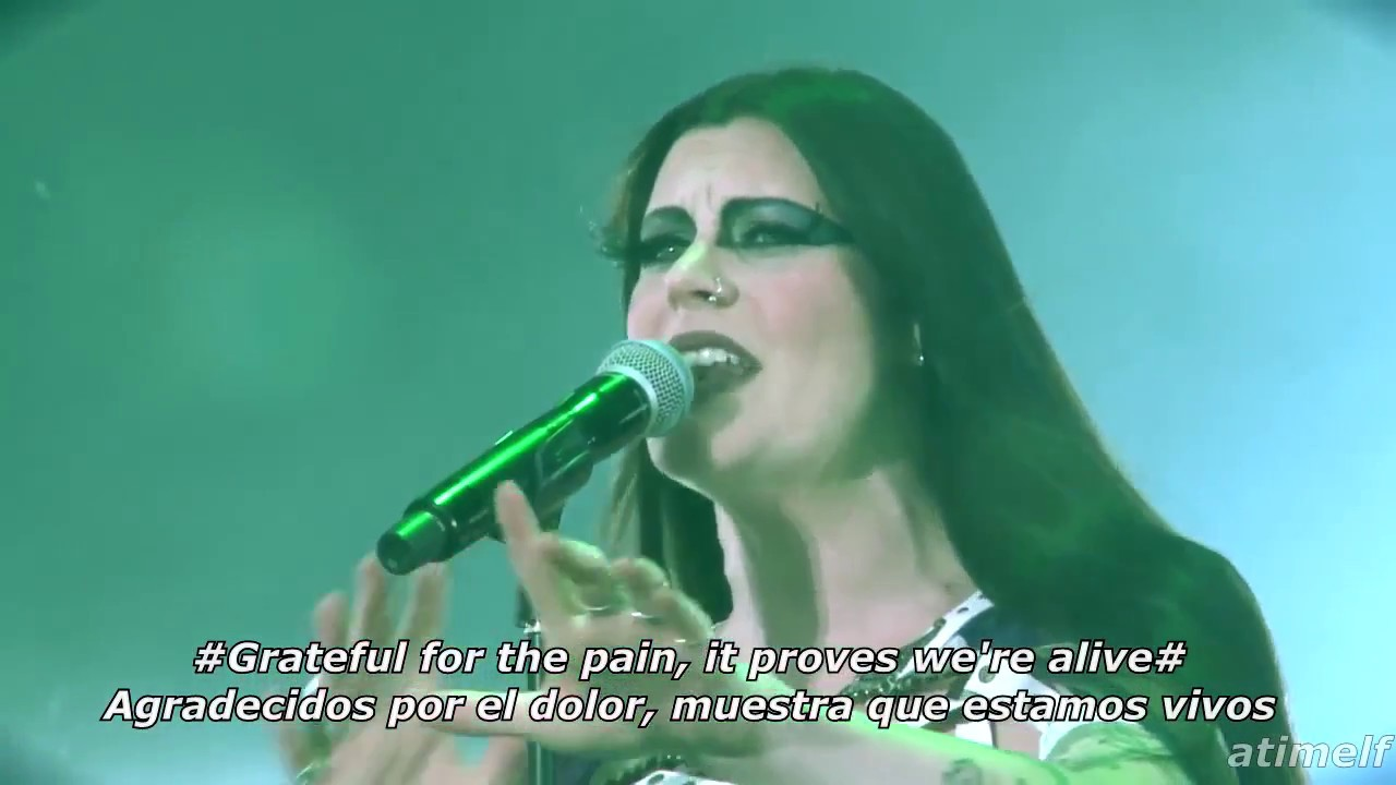 2 - Nightwish - Yours Is An Empty Hope - Live at Tampere Lyrics + Sub Esp - YouTube