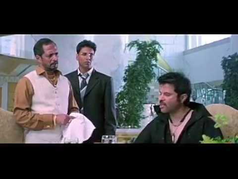 "Funny Dubbing of ""welcome"" movie scene ...in Haryanvi !!"