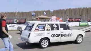 ВАЗ 2101 (Владимир) vs ВАЗ 2102 (Пенза)