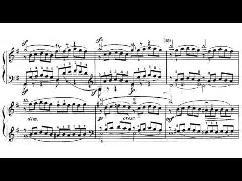 J.B. Cramer Fifty Selected Piano Studies No. 2