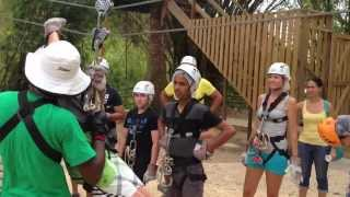 ZIP LINING TRINIDAD AND TOBAGO