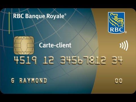 banque royale du canada RBCفتح حساب بنكي في مونتريال ب