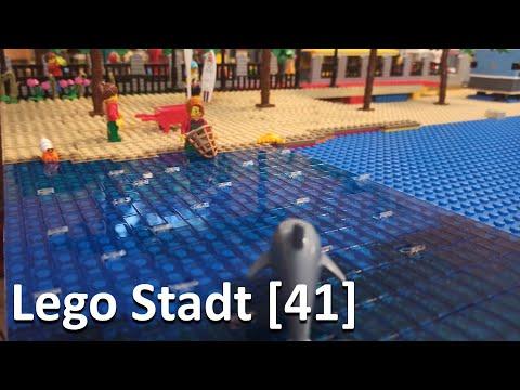 Lego Stadt Teil [41] - Der Strand (1)