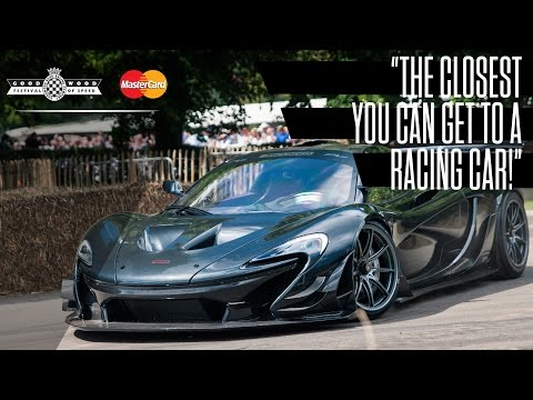 In Depth: Inside the Record Breaking £3,000,000 McLaren P1 LM