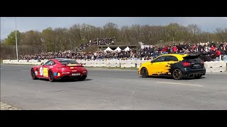 Spring Event 2019 - Dragraces - 488 Pista, Aventador, 458 Speciale, Liberty Walk cars and more