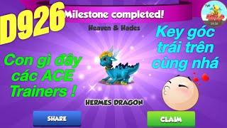 Dragon mania legends Boss Đảo Rồng Huyền Thoại ngày 926