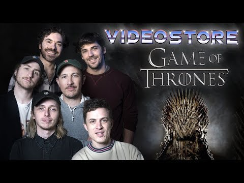 Game Of Thrones ( feat. FLOBER, ADRIEN MENIELLE, AMAURY et QUENTIN, LE CLUB ) - Videostore #13