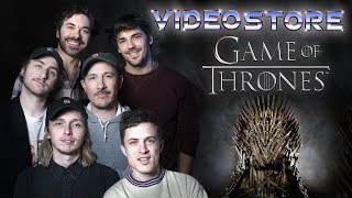 Game Of Thrones ( feat. FLOBER, ADRIEN MENIELLE, AMAURY et QUENTIN, LE CLUB ) - Videostore
