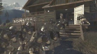 【CODMW2】突入せよ!あさま山荘事件2